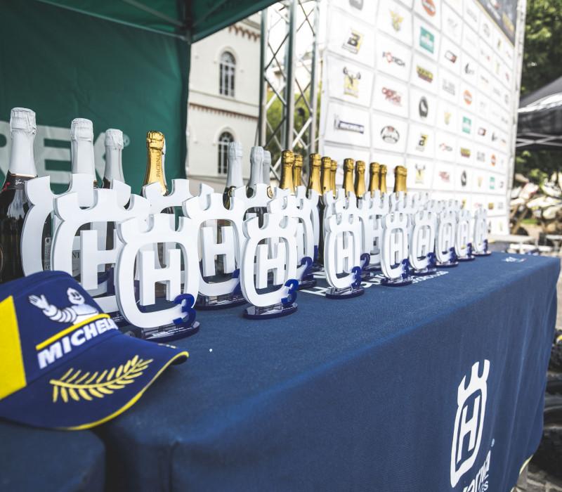 Challenge Michelin al Trofeo Enduro Husqvarna a 2019