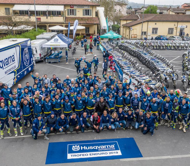 I VIDEO DI HUSQVARNA MOTORCYCLES ITALIA SU YouTube